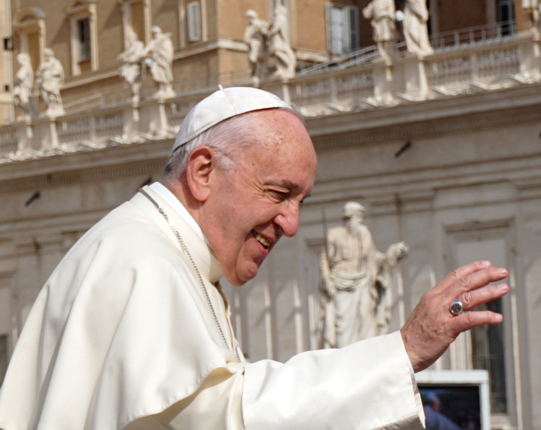 Responding to Charles Camosy's open letter to the pope