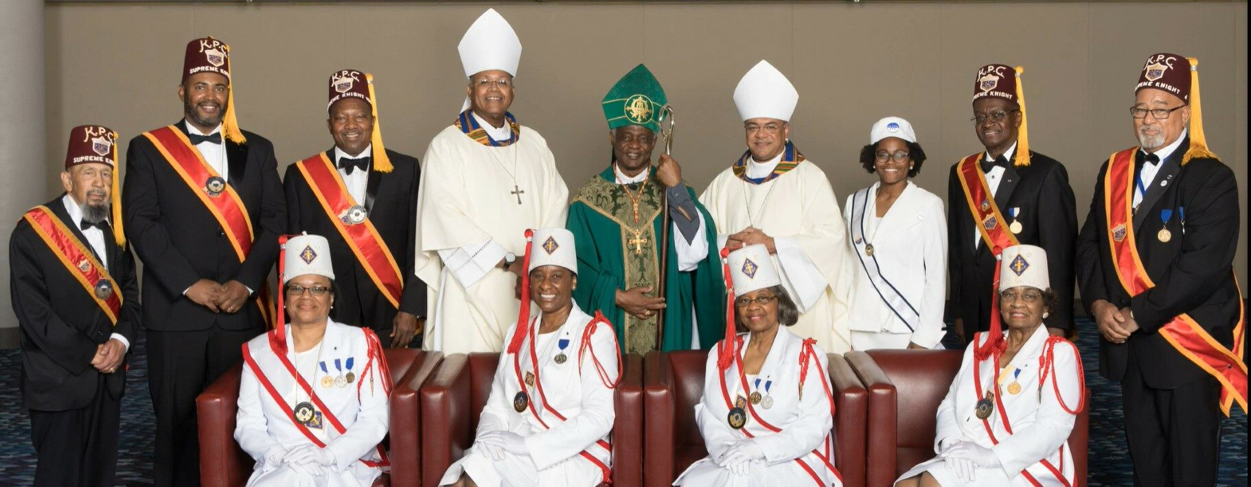 The Knights of Peter Claver: Black and Open to All