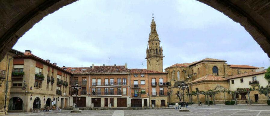 Postcard #6: Santo Domingo de la Calzada – Covid at the sharp end