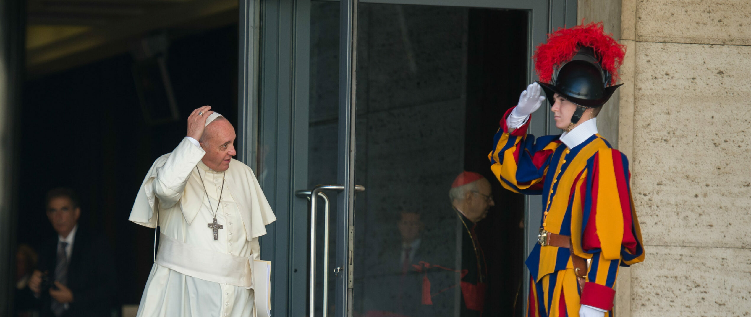 Disagreement with the pope on doctrinal and prudential matters