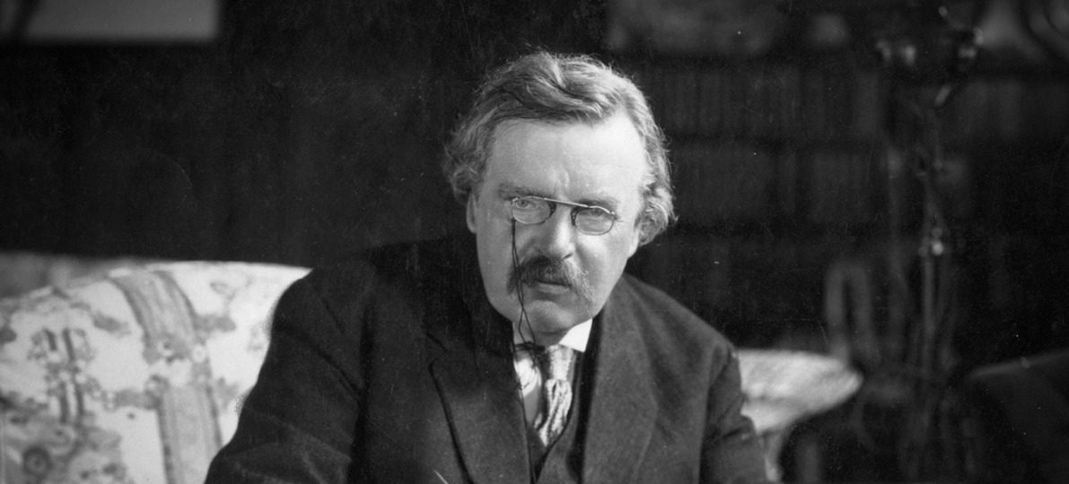 Wrestling with G.K. Chesterton's antisemitism