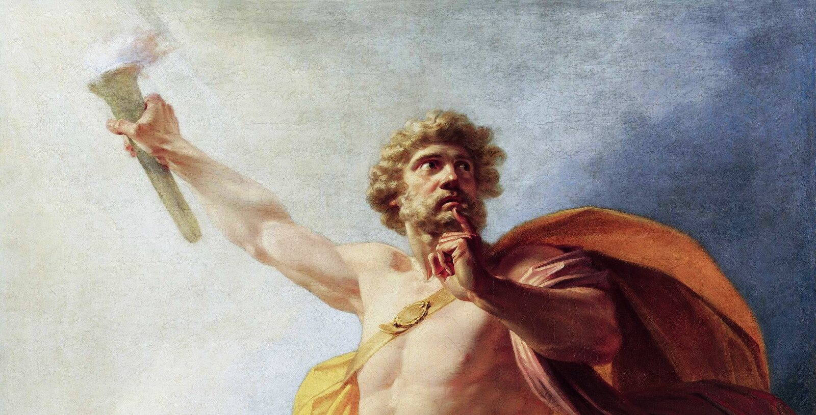 The Antidote to Self-absorbed Promethean Neopelagianism
