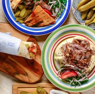 best shawarmas in Dubai