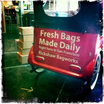 Rickshaw bag company