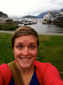 My face when I finally made it to Vancouver in October 2012