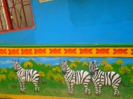 House of the zebra?