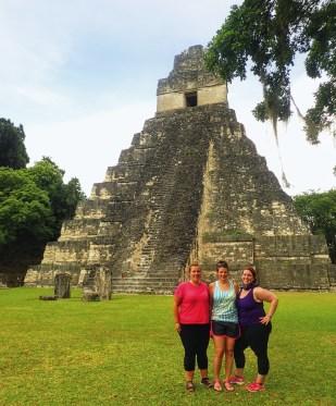 Scoita meets the Mayans.