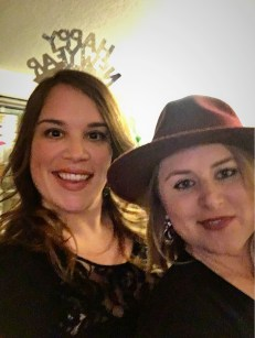 Happy New Year from Em and I!