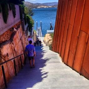 Entrance to MONA