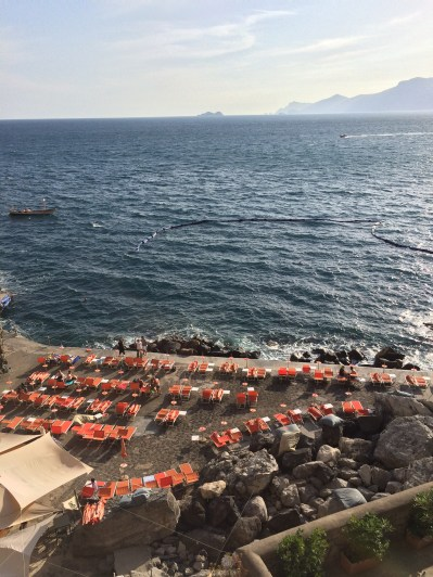 Beach Club Praiano