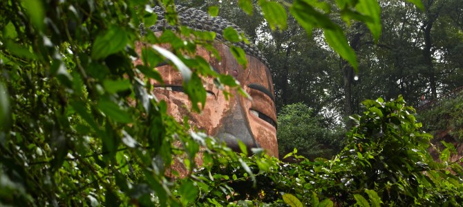 Leshan Giant Buddha – Daytrip from Chengdu