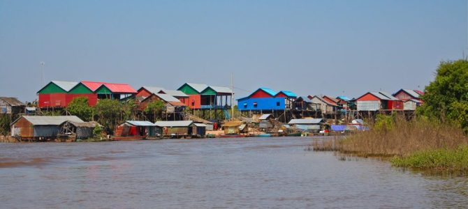 Siem Reap – Kampong Khleang Floating Village