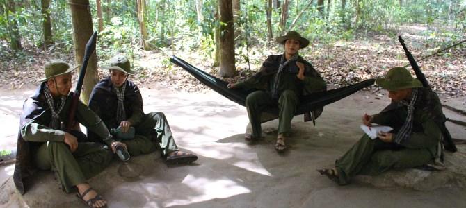 Vietnam – Half-Day Tour to Cu Chi Tunnels