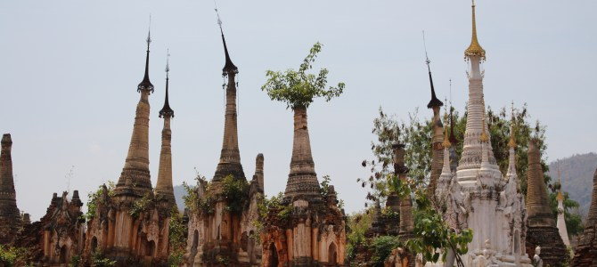 Myanmar – Inle Lake Boat Tour (Part 2)