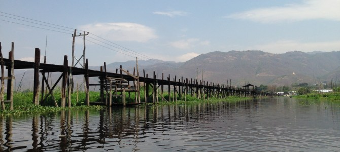 Myanmar – Cycling around Inle Lake