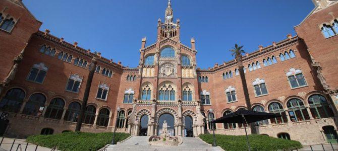 Hospital de Sant Pauin Barcelona