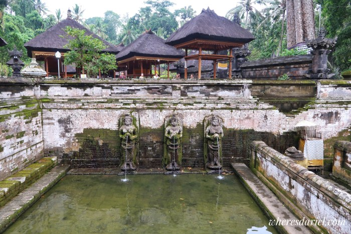Things to do in Bali - Elephant Cave