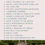The Ultimate Best Friend Bucket List 2021 Things You Have To Try Together