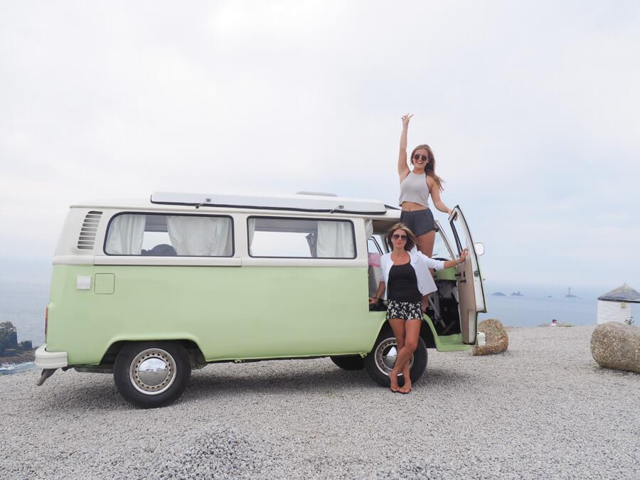 Life On The Road In A Vintage VW Camper