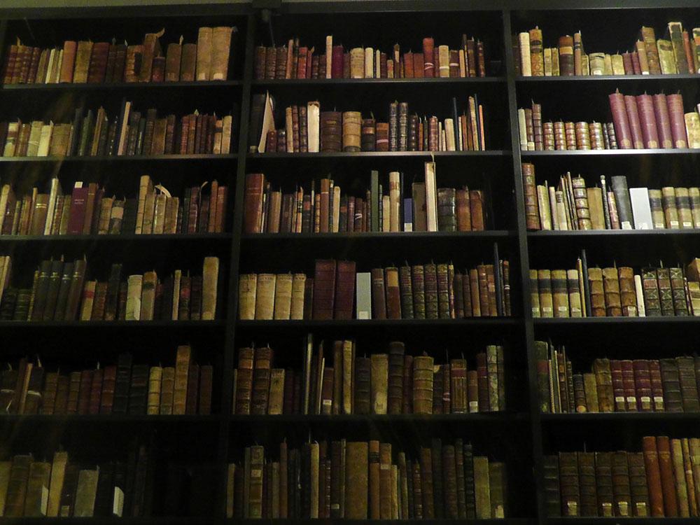 Travel theme: Books