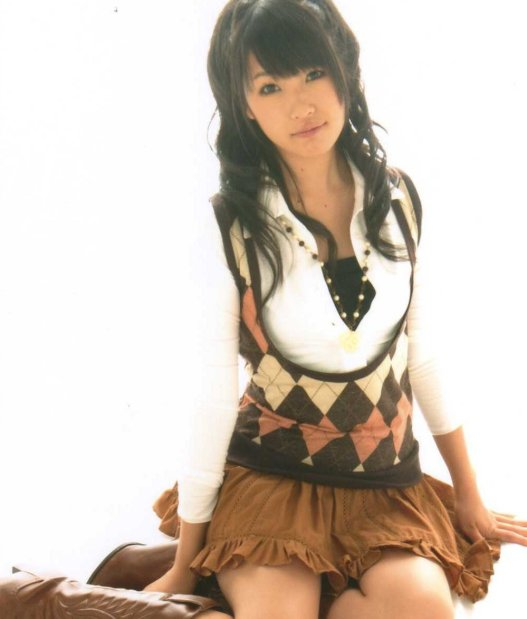 From the AKB48 2008 Weekly Calendar