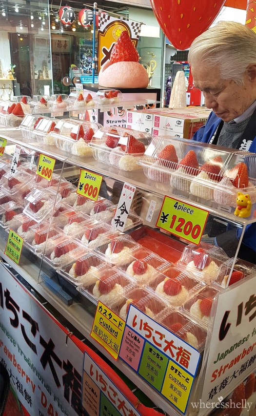 What Food Should You Try in Japan? - wheresshelly