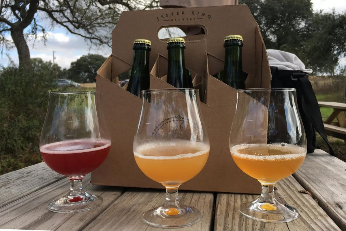 Go To Jester King Brewery
