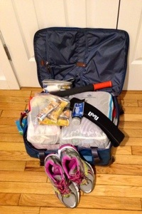 Packing for Marathon