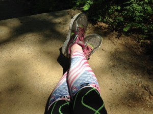 Zensah compression sleeves