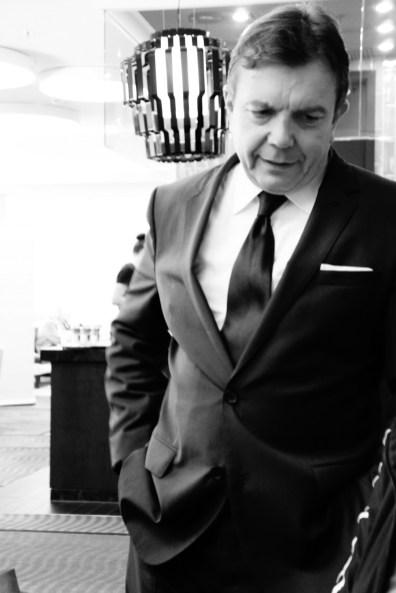 Patrick Carabin Hotel General Manager