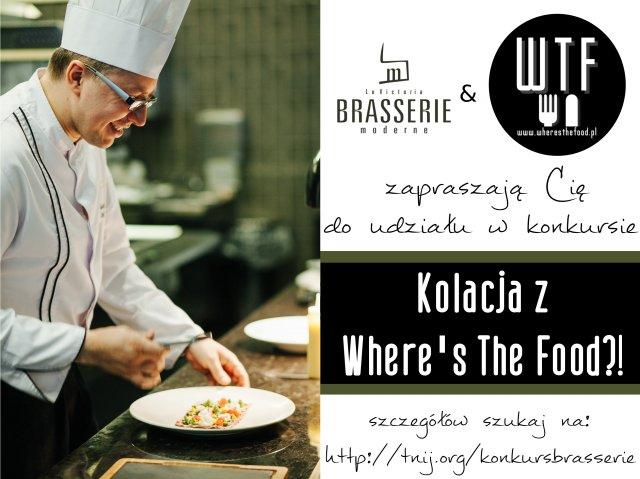 Kolacja z Where's The Food?!