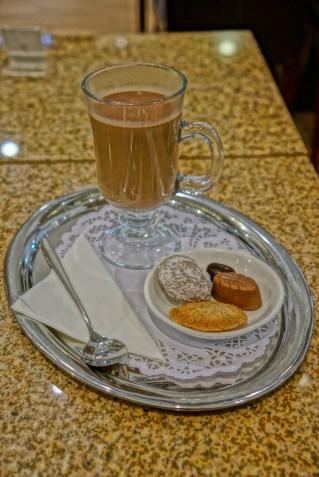 Belgian Chocolate Shop Gorąca Czekolada