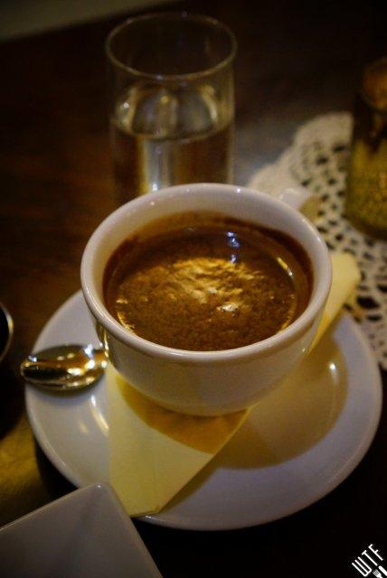 Pijalnia Czekolady E. Wedel Czekolada deserowa bez cukru na mleku sojowym