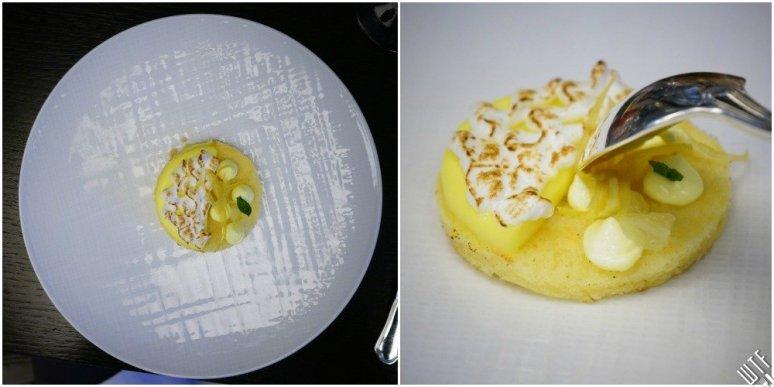 Le Victoria Brasserie Moderne | Cytrynowy biszkopt, krem cytrynowy, beza, kandyzowana skórka cytrynowa