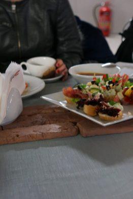 Lunch na budowie Dining Plaza Arkadia