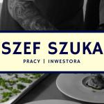 Szef szuka pracy/inwestora | Adam Leszczyński