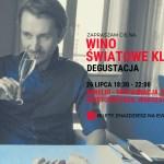 Wyjątkowa degustacja | WINO – Światowe klasyki
