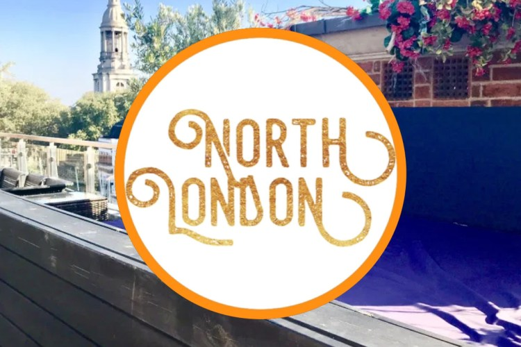 Rooftop bars North London