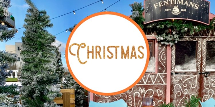 Best Christmas Rooffop bars in London