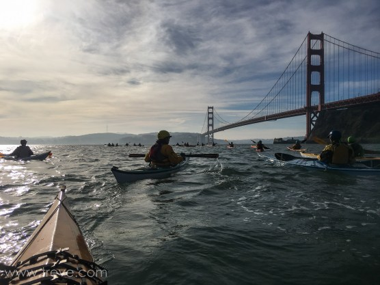 BASK Out the Gate Paddle 12/9/17