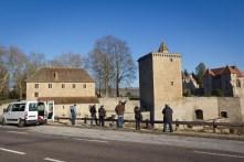 Van Blanc at Chateau de Couches