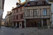 Dijon timber frame houses going strong