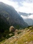 Valley near Conca del Pra