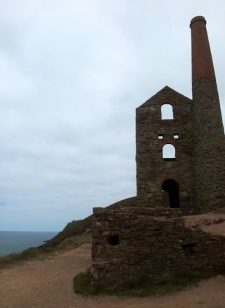 Old mining building, Cornwall