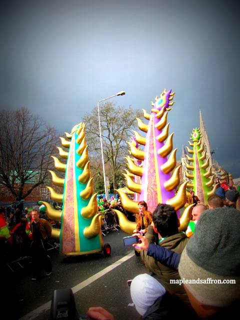 S.Patrick parade 2