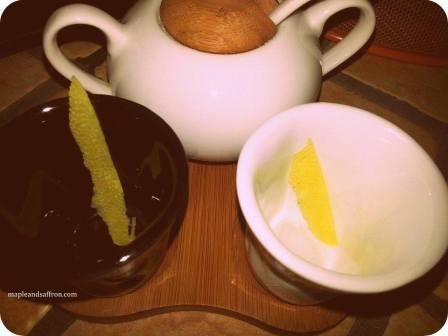 Maple&Saffron Abruzzo tours how to make lemon flavoured coffee5