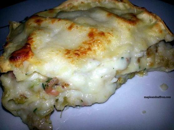 Maple&Saffron Abruzzo tours lasagna