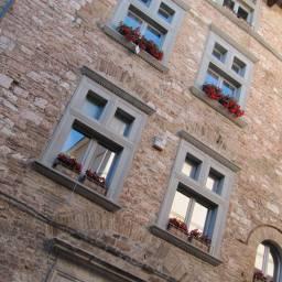 Spello - buildings