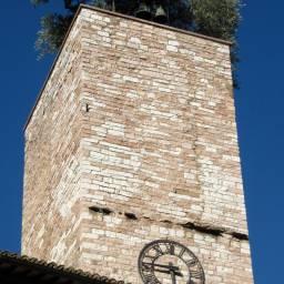 Spello - tower