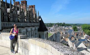 Amboise castle - where the foodies go41